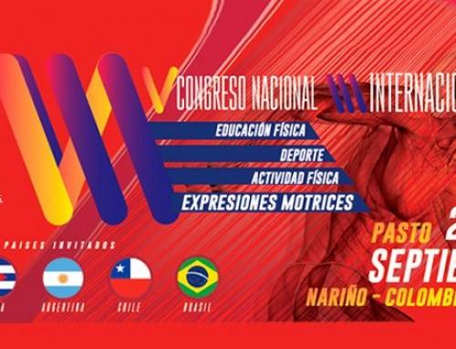 V Congreso Nacional y III Internacional de Educación Física, Deporte y Actividad Física