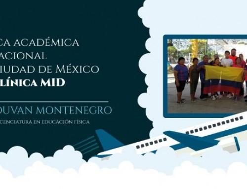 Práctica académica internacional en la Ciudad de México en la Clínica MID
