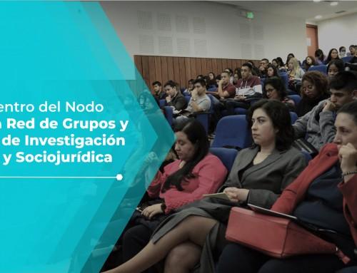 IX Encuentro del Nodo Sur de la Red de Grupos y Centros de Investigación Jurídica y Sociojurídica