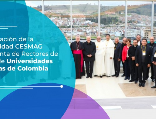 Participación de la Universidad CESMAG en la Junta de Rectores de la Red de Universidades Católicas de Colombia (RUCC)