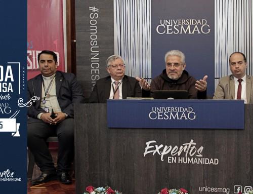 Rueda de prensa: Reconocimiento como Universidad Cesmag